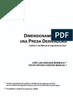 C4, Dimensionamiento de una presa derivadora..pdf