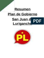 Plan Perú Libertario