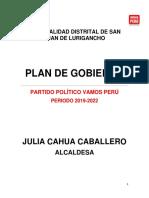 Plan Vamos Perú