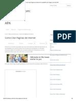 Como Referenciar Paginas de Internet _ FormatoAPA.com_ Reglas y Normas APA