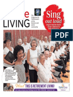 September 2018 issue of Active Living