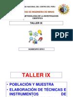TALLER IX.ppt