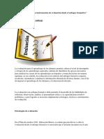 Las estrategias y los instrumentos de evaluación desde el enfoque formativo.docx