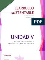 [DS] Unidad V - Valoración de Servicios ambientales.pptx