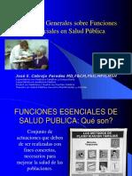 4. Funciones Esenciales SP 2016