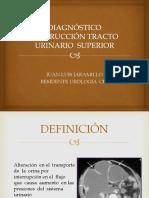 Uropatía Obstructiva Alta