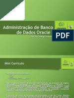Administração de Banco de Dados I - Aula 3