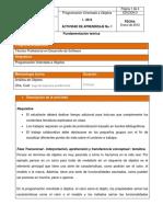 Anexo 2 - Actividad 1 - Programación Orientada a Objetos
