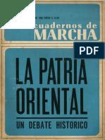 Cuaderno de Marcha Nº 18 - Uruguay