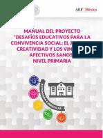 Proyectos Educativos Para La Convivencia