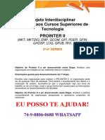 Anhanguera Gestão Financeira Prointer Parcial e Final