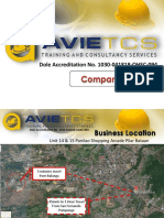 ATCS Business Profile 2018