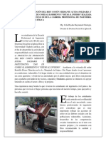 Articulo Periodistico Ingenieria Civil - Doctrina Ll Modificado