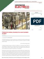 Producción de Armónicos, Desventaja de Las Nuevas Tecnologías de Control - Constructor Eléctrico
