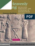 The Heavenly Writing Rochberg  Francesca.pdf