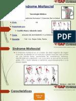 Trabajo Sindrome Miofacial Último