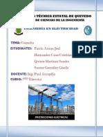 Centrales Termicas Ecuador