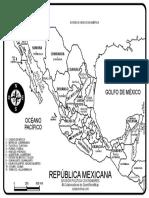 Mexico Con Nombres