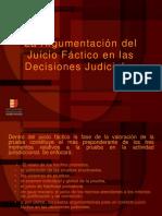 laargumentacinjuiciofcticodecisionesjudiciales-160210180453 (1).pptx