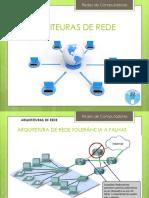02 - Arquiteturas de Rede