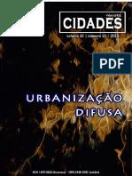 Cidades e Centralidades Na Amazônia - Dos Diferentes Ordenamentos Territoriais Ao Processo de Urbanização Difusa