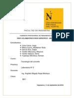 PESO UNITARIO DE AGREGADOS