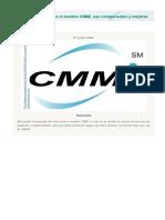 Tema 03 Analicemos El Modelo CMMI, Sus Componentes y Mejoras