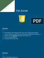 ES6 01 Arrow