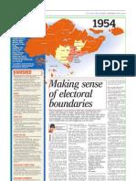 Making sense of electoral boundaries