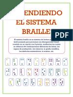 Actividades Braille