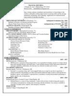 resume 8-27-18