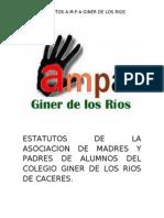 ESTATUTOS AMPA 2010