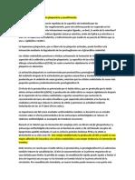 Interrupción de La Activación Plaquetaria y Vasodilatación