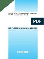 CQM1H - Programming manual.pdf