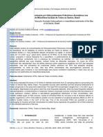 Diagnóstico da Contaminação por Hidrocarbonetos Policíclicos Aromáticos nos Sedimentos de Mesolitoral da Baía de Todos os Santos, Brasil