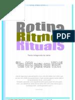 ROTINAS, RITMOS E RITUAIS