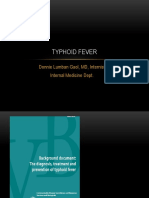 Typhoid Fever.ppt