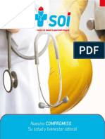 Centro de Salud Ocupacional Integral (Servicios)