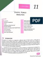 Tmm Force Analysis
