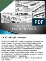 La Edición Periodística