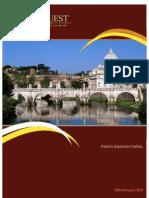 Πακέτα Εκδρομών Ιταλίας - Φθινώπορο 2010