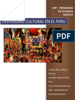 Diversidad Cultural en El Peru