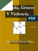 Familia, Genero y Violencia