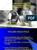 Trauma Pediatric A