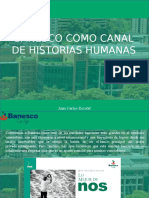 Juan Carlos Escotet - Banesco Como Canal de Historias Humanas
