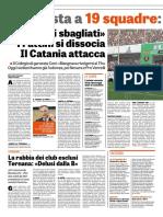La Gazzetta Dello Sport 12-09-2018 - Il Caso - Pag.1