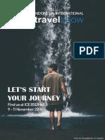 Proposal Indonesia International Travel Show 2018 - Farid