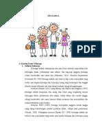 Konsep Dasar Keluarga