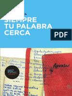 JOAQUÍN ARETA_Siempre tu palabra cerca_Poemas.pdf