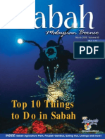 Sabah Malaysian Borneo March 2008